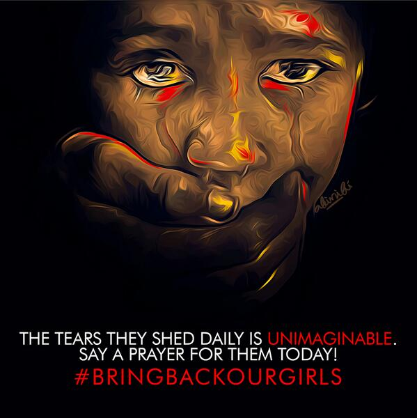 #BringBackOurGirls design. Courtesy of @abinibi